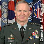 General Burwell B. Bell, U.S. Army (Retired)