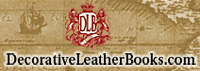 Decorative Leather Books